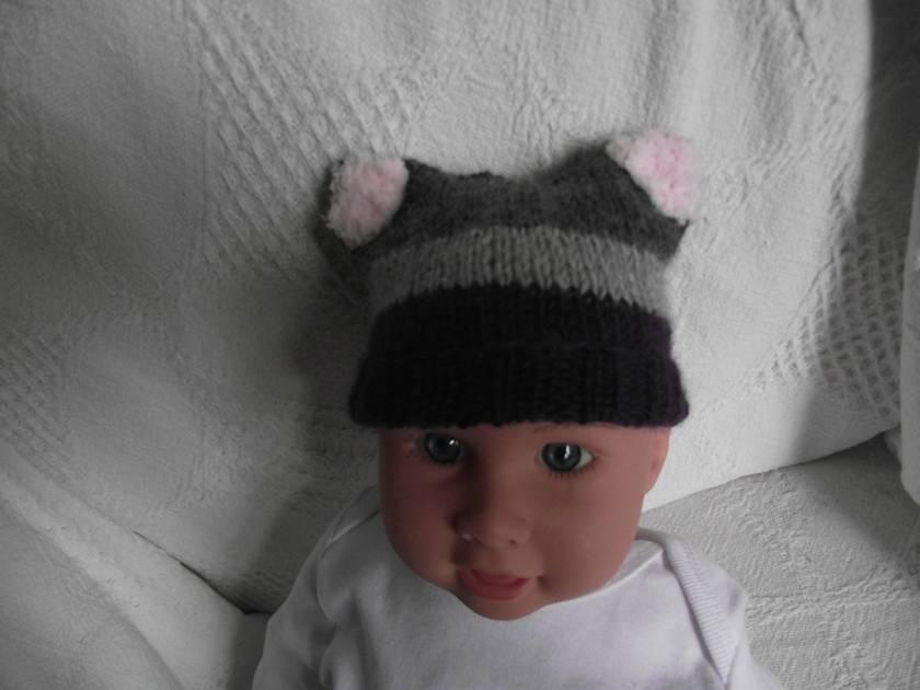 Cute baby hat.