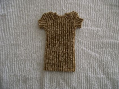 Little  Silk Vest