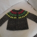 Colourful Baby Cardigan