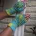 OOAK Fingerless Mitts