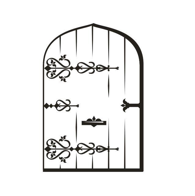 Fairy Door Girls Room