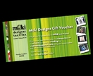 Moki Bag Gift Voucher