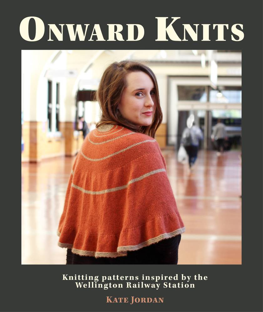 Onward Knits: Knitting patterns inspired the Wellington Railway Station