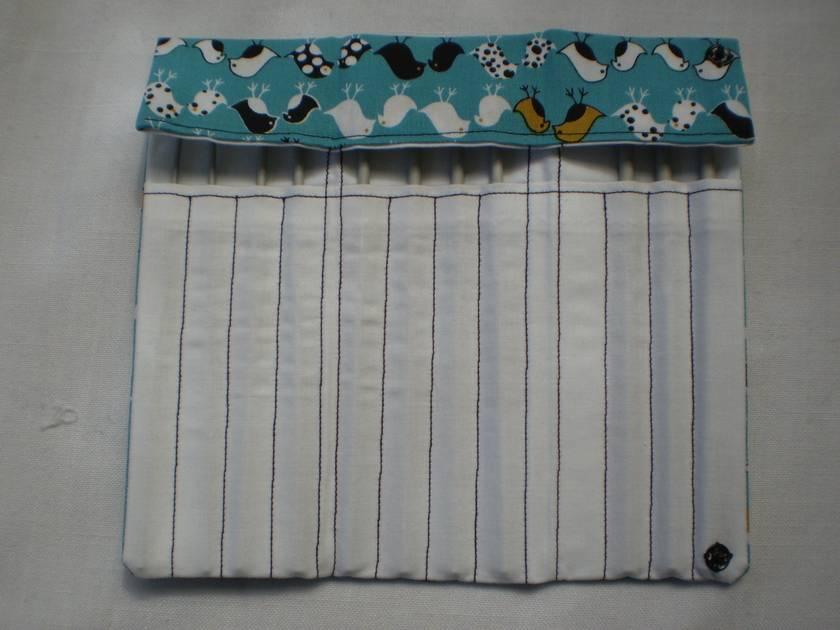 Little Birdie Crochet Hook Organiser