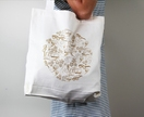 Kiwiana - Screen printed - 100% cotton tote bag - Everyday bag