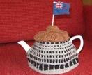 Beehive tea-cosy