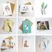 Birthday/ Celebration Greeting Cards - 8 Designs