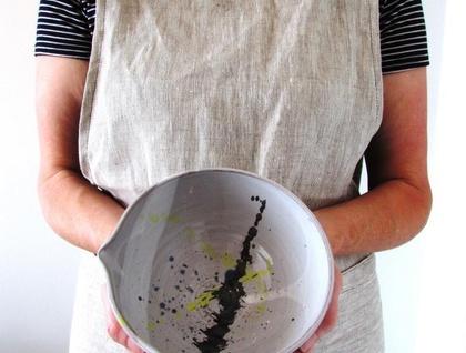 Paint Spout Bowl