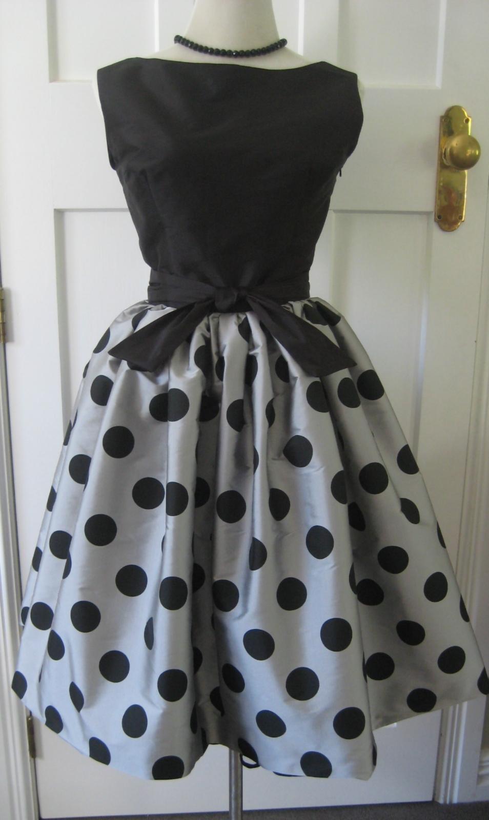 Vintage Petticoat Dresses
