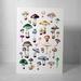 Mushrooms Gift Card