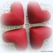 Heart Crayons (Packet of 4)