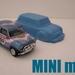Mini Cooper Car Crayons (6 per packet)