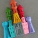 Crayon Castle (9 pieces)