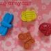 Bug Crayons (4 per packet)