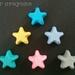 Star Crayons (6 per packet)