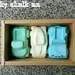 CHEEKY CHALK - Footpath Chalk Set - 3 Vehicles