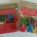 Tiki Notebook and Crayon Set
