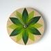 Objectify Leafy Wall Clock