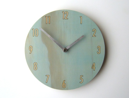 Objectify Shade Wall Clock