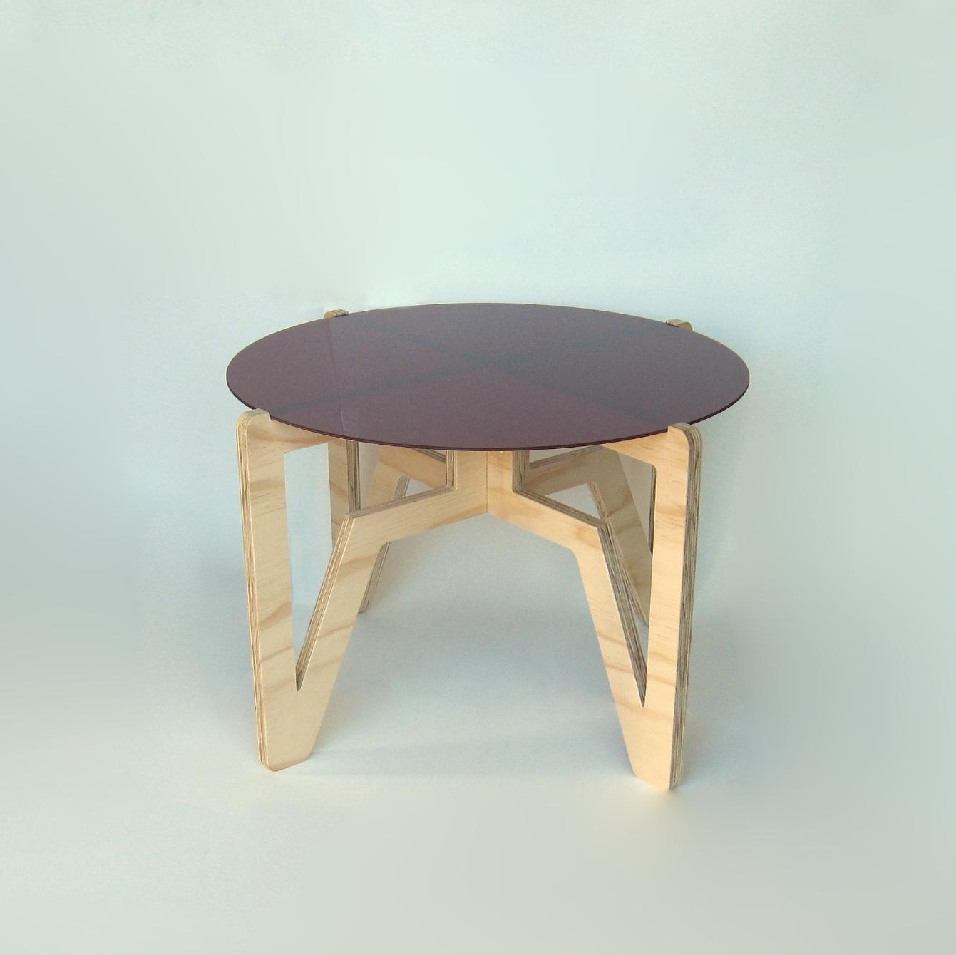 Objectify Frame Coffee Table Felt