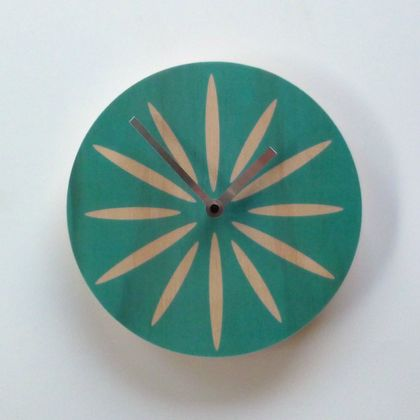 Objectify Vintage2 Wall Clock