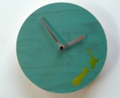 Objectify NZ Wave Wall Clock
