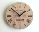 Objectify French Vintage Wall Clock