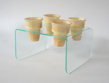 Objectify Ice Cream Cone Tray