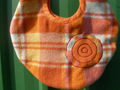 Betty Bag - round blanket