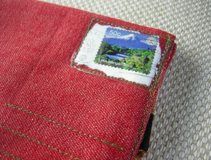 Letter from New Zealand - Wallet