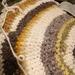 Retro Crochet Floor Rug