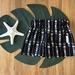Black arrow shorts