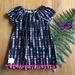 Arrows & Pom-poms peasant dress