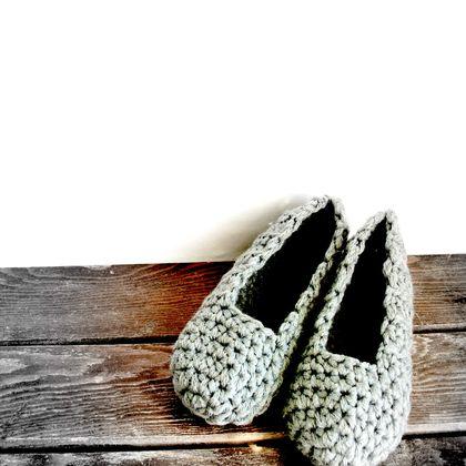felted crochet slipper pattern on Etsy, a global handmade and