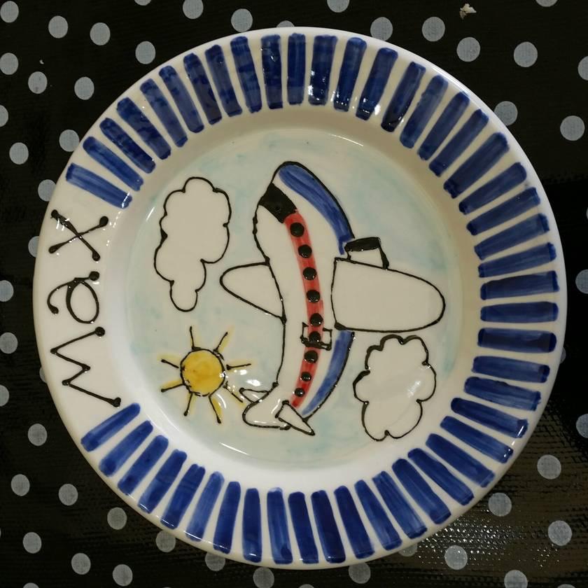 personalised dinner plates & Personalised dinner plates | Felt