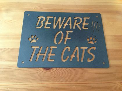Beware of the Cats