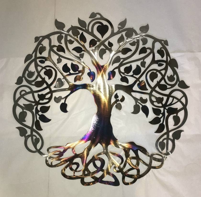 TREE OF LIFE CURLY