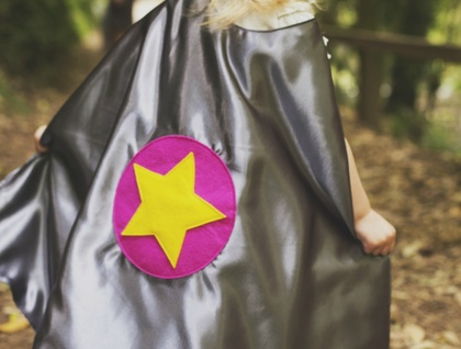 Kids Superhero Cape - Pirate