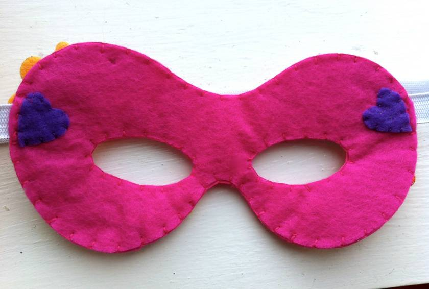 Kids Superhero Mask!