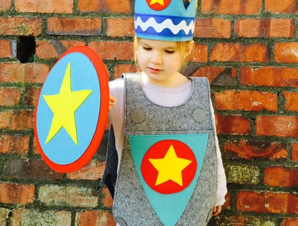 Prince or Knight Armour