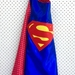 Kids Superhero Cape - Superman