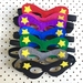 Superhero Mask Party Favour Pack of 10