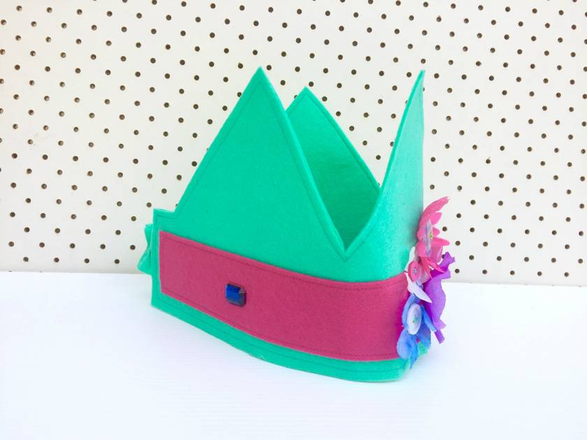 Princess Crown - Turquoise
