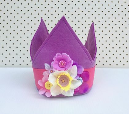 Princess Crown - Light Purple