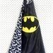 Kids Superhero Cape - Batman