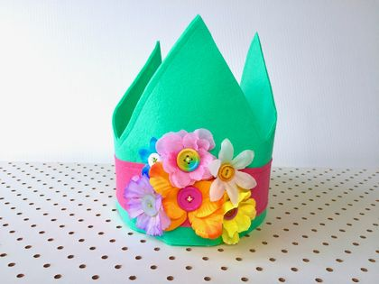 Princess Crown - Turquoise