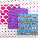 Reuseable Sandwich Bags - Pack of 3 Butterflies