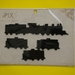 Black Felt Steam Locomotive