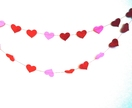 Paper Heart Garland - SALE