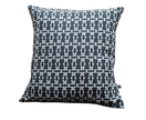 Cushion Cover - Rings - Charcoal - SALE